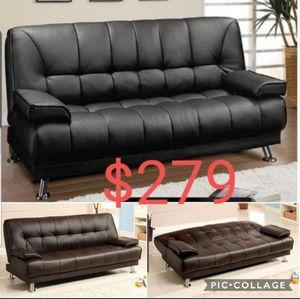 Sofa bed sleeper new futon / sofa cama for Sale in Chino, CA