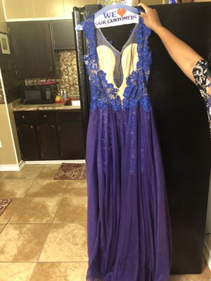 Prom or mardi gras dress for Sale in Gulfport, MS