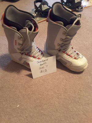 Burton Snowboard Boots for Sale in Garrett, IN