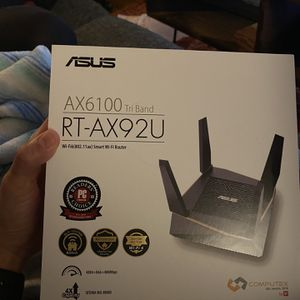 Asus RT-AX92U Router for Sale in Chicago, IL