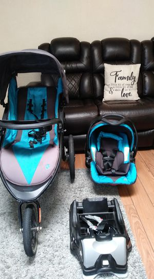 Baby car seat stroller combo for Sale in Santa Maria, CA