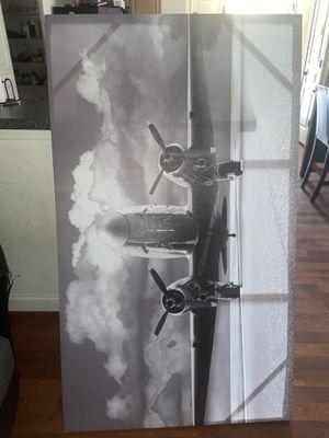 Huge Airplane wall Art for Sale in Chesapeake, VA