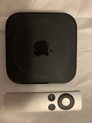 Apple TV 3rd Generation for Sale in Danbury, CT