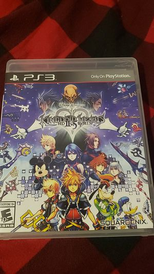Kingdom Hearts 2.5 HD remix (PS3) for Sale in Medford, MA