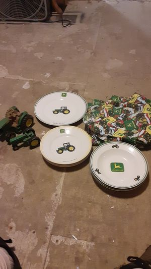 John deere stuff for Sale in Navarre, OH
