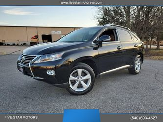 2015 Lexus RX for Sale in Fredericksburg,  VA