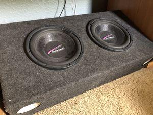 Audiobahn Subwoofer for Sale in Lehigh Acres, FL