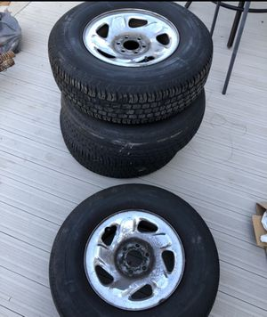 4 wheels / rims from dodge Dakota / ram for Sale in Glen Allen, VA