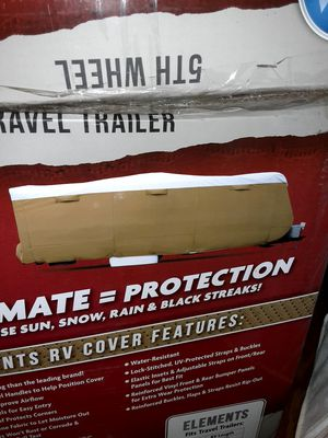 Elements RV cover for TT for Sale in Pensacola, FL