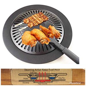 🥩 Korean Style BBQ Grilling/ Cooking Pan 🔥 Non Stick Stovetop Home 🥘 or camping ⛺️ $15 each or 2 for $25 for Sale in Monterey Park, CA