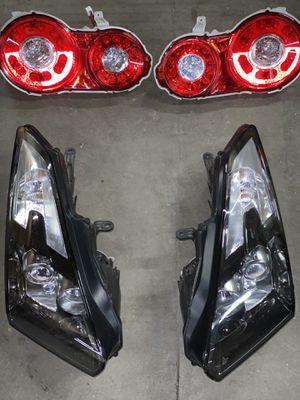 2009-2013 Nissan GTR Headlight/Taillights for Sale in San Jose, CA