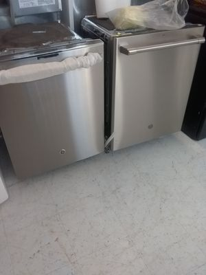 Ge dishwashers new scratch and dents good condition 6 months warranty for Sale in Mount Rainier, MD