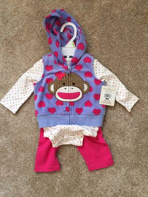 Cute baby girl clothing for Sale in Richmond, VA