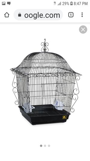 Vintage Tropical Bird Cage for Sale in Amarillo, TX