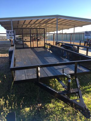Brand New 2019 Utility Trailer for Sale in Spring, TX