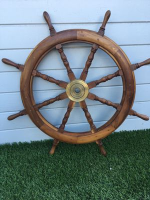 "Maritime 36"" Ships Wheel for Sale in Santa Ana, CA"