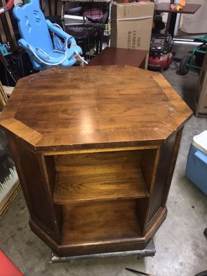 Nice antique solid wood piece for Sale in Pineville, LA