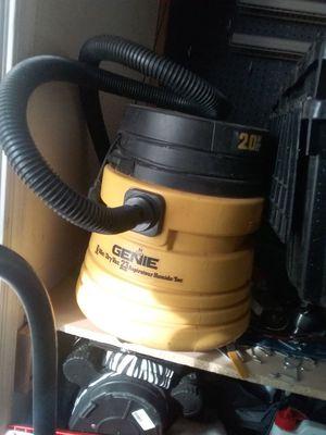 Genie Wet Dry Vaccuum for Sale in Mesa, AZ