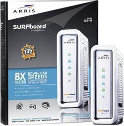 ARRIS SURFboard SB6141 8x4 DOCSIS 3.0 Cable Modem for Sale in Winter Park,  FL