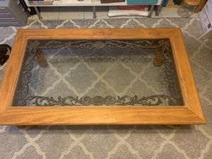 Coffee Table and Buffet for Sale in Tamarac, FL