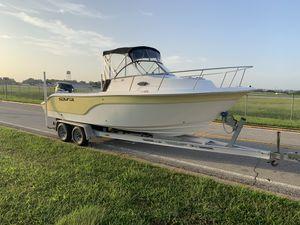 2006 Seafox 236WA (Walkaround Center Console) 2016 Suzuki DF175 Warranty till 2022! for Sale in Gainesville, GA