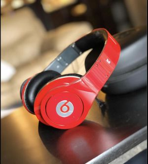Beats by Dre (Studio 1.0) Over-Ear Headphones for Sale in Waukee, IA
