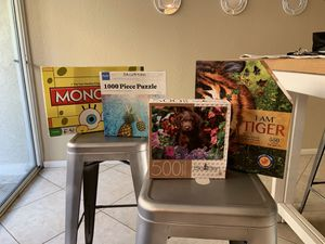 Games and Puzzles for Sale in San Diego, CA