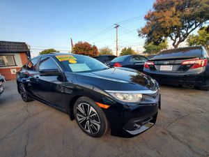 2016 HONDA CIVIC EXL W/NAVI FULLY LOADED AND RUNS EXCELLENT for Sale in Modesto, CA