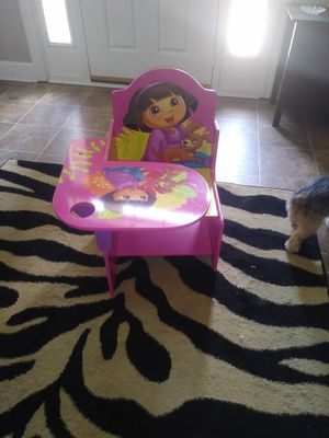 Kids Dora the explorer desk for Sale in Murfreesboro, TN