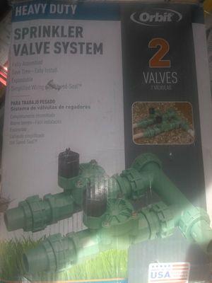 Sprinkler valve system 2v for Sale in Glendale, AZ