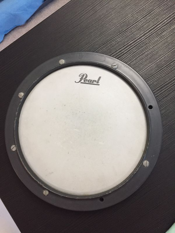 Pearl drum pad