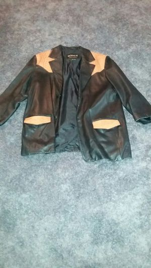 leather jacket size xxL for Sale in Santa Ana, CA