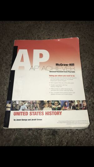 AP U.S history for Sale in San Diego, CA