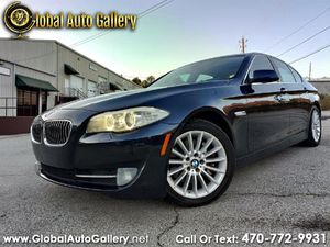 2011 BMW 5-Series for Sale in Lawrenceville, GA