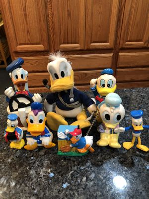 Disney Donald Duck Various Items for Sale in Artesia, CA