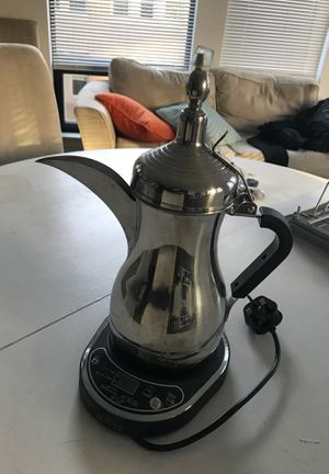 Arabic coffee makes for Sale in Somerville, MA