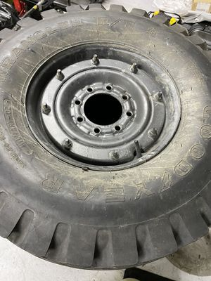Wheels and Tires 36 x12.50 x16 Goodyear Wrangler for Sale in Miami, FL