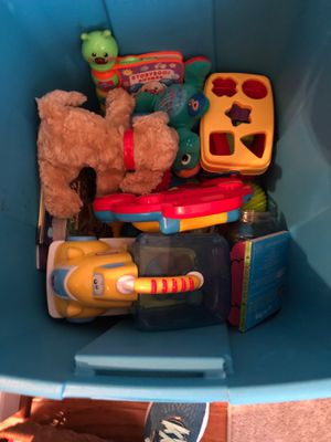 Baby and toddler toys for Sale in Richmond, VA