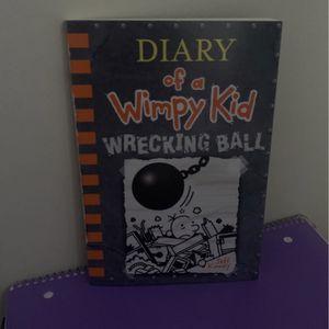 Diary of a Wimpy Kid: Wrecking Ball for Sale in Jonesboro, GA