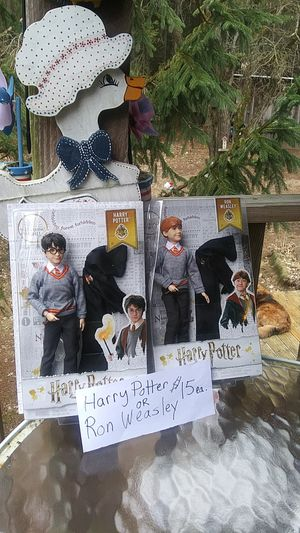 HARRY POTTER DOLLS for Sale in Wautoma, WI