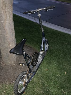 Avalanche Manual Push/Pedal Scooterbike for Sale in West Valley City, UT