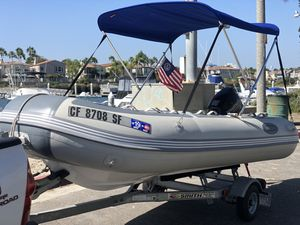 Rigid Inflatable Boat for Sale in Long Beach, CA
