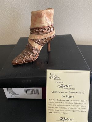 Just the Right Shoe by Raine for Sale in Riverside, CA