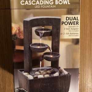 Medium Table Top Water Fountain for Sale in Thousand Oaks, CA