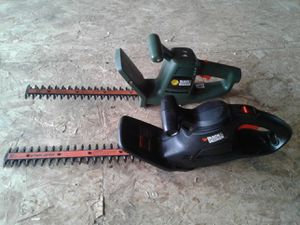 Electric hedge trimmer and weed eater for Sale in Quarryville, PA