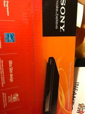DVD player brand new never opened for Sale in Livingston, NJ