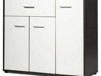 Buffet Sideboard Cabinet Console Table Storage Unit Entryway Furniture W/Shelf for Sale in La Puente,  CA