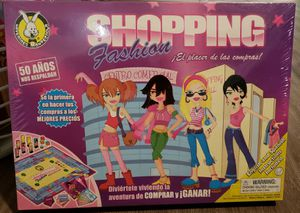 NEW Shopping Fashion Board Game for Sale in Pflugerville, TX