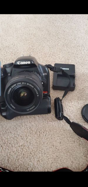 Canon EOS Rebel XSI Digital SLR Camera for Sale in Kissimmee, FL