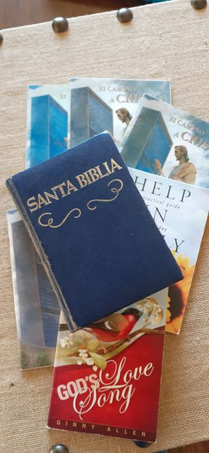 Free Religious Items - Bible Books for Sale in Hemet, CA